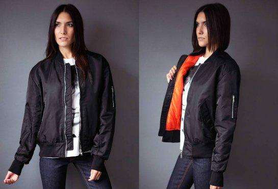 Женские куртки бомберы по выгодным ценам в Украине