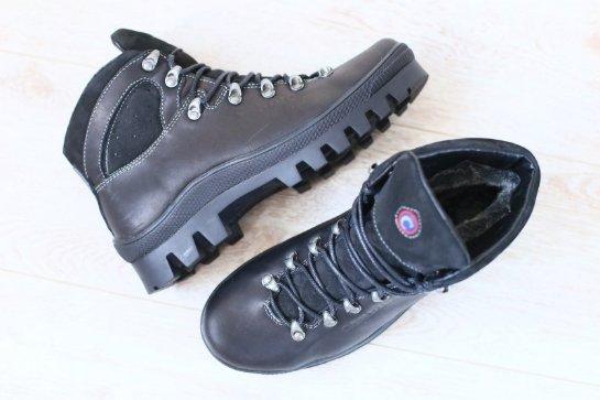 Мужская кожаная обувь Grisport