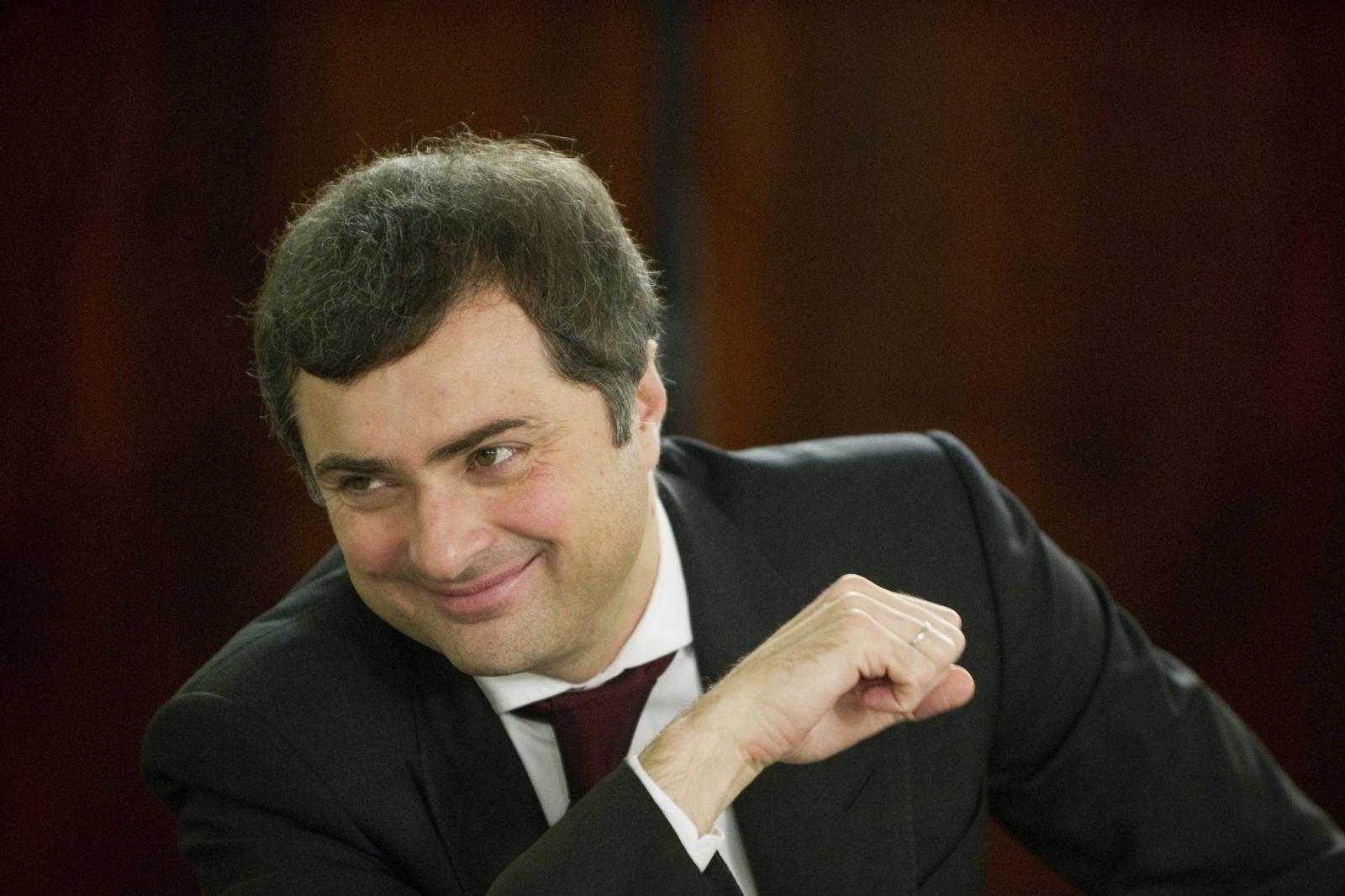Сурков рассказал, что путинизм — это идеология будущего