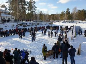 Первые «Зимние богатырские игры» состоялись в Челябинске