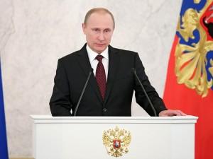 Путин готовится к Посланию Федеральному собранию