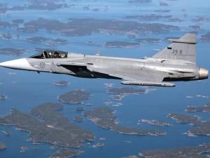 Шведы пригрозили Москве истребителем