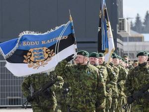 Эстония начала подготовку к войне?