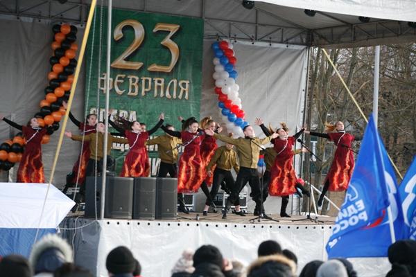 На Кургане «Единая Россия» собрала 1000 человек