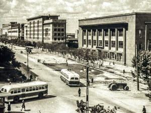 Троллейбус из прошлого: интересное о Челябинске