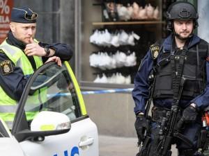 В столице Швеции в доме произошел взрыв