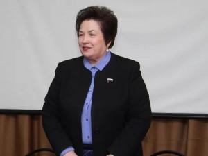 Она голосовала за повышение пенсионного возраста. Депутат Валентина Кабанова