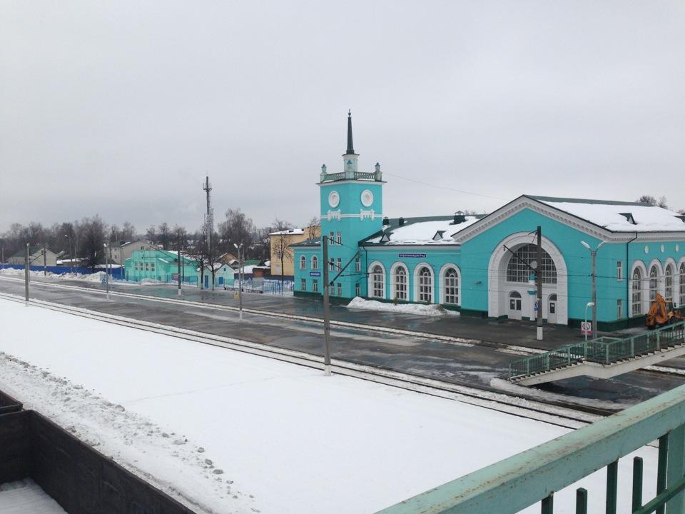 На переезде около Орджоникидзеград два дня будет ограничено движение
