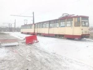 Сокращено расстояние между трамваями до Коксохима
