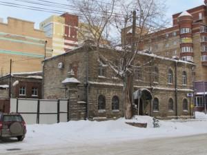 Дом поручика Жемчужникова на улице Пушкина в Челябинске