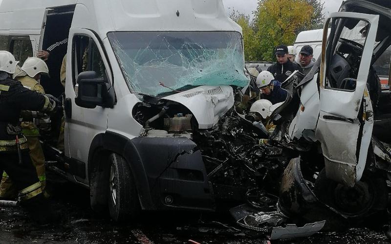 Водитель «Газели» получил два года колонии за смертельное ДТП в Брянске