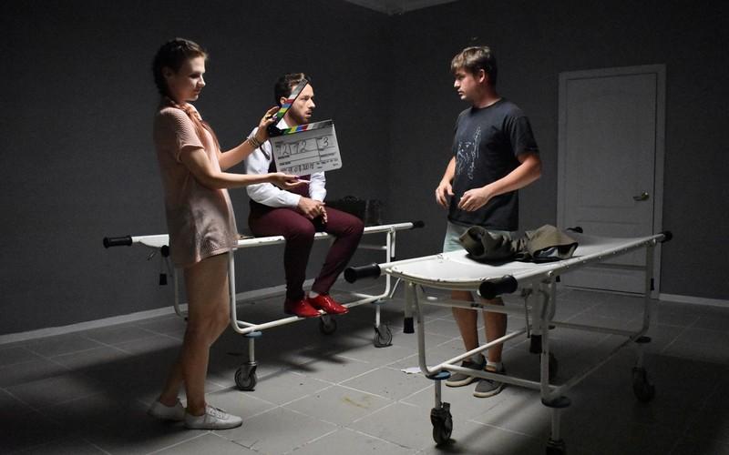 Театральные актеры из Брянска представили публике фильм «Кто ты?»