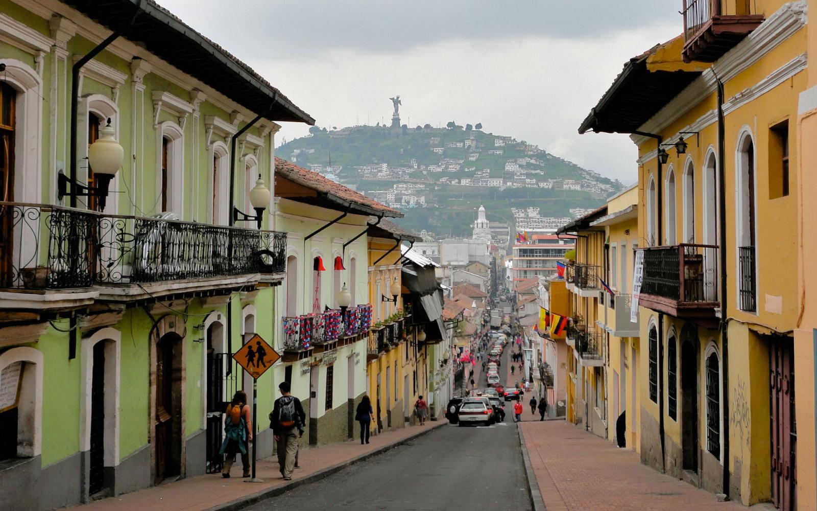 В столице Эквадора зарезали российского туриста