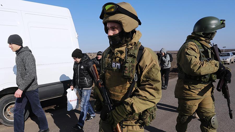 Число подтвержденных Украиной пленных из ДНР выросло до 101