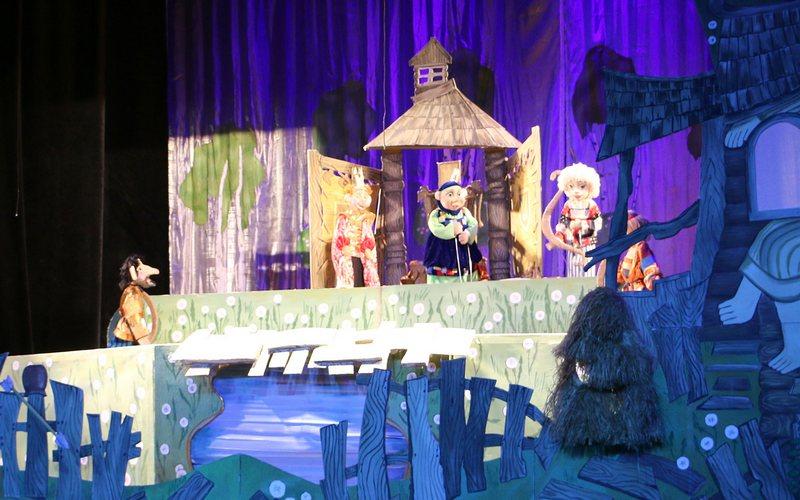 Театр кукол грандиозно отметит новоселье 11 февраля