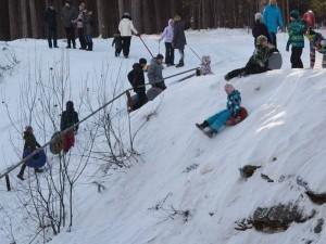 Морозы и зимние забава: как это было в Челябинске