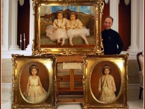 Детство на века. Тайны детских портретов