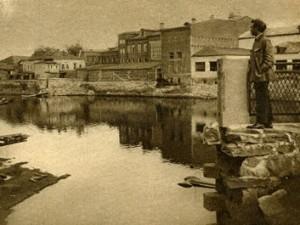 Как река Миасс менялась на снимках челябинцев