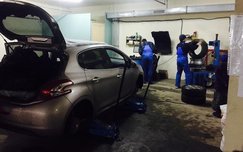 В Брянске нашли восемь незаконных автомоек