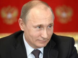 Над главами каких стран шутил Путин