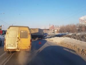 5 машин попали в ДТП на улице Механической
