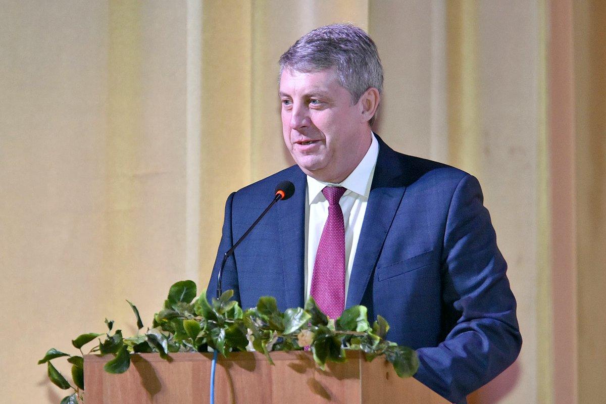 Губернатору Брянской области исполнилось 58 лет