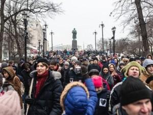 «Марш разгневанных матерей» в России: задерживали не всех