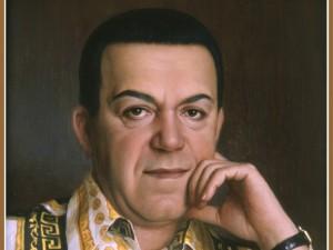 У портрета Иосифа Кобзона автор картины «увидел» неизвестные «штрихи»