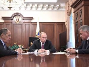 Путин разрешил начать создание нового вооружения