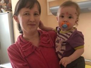 Ваня Фокин в свой первый день рожденья получит завтра в подарок велосипед