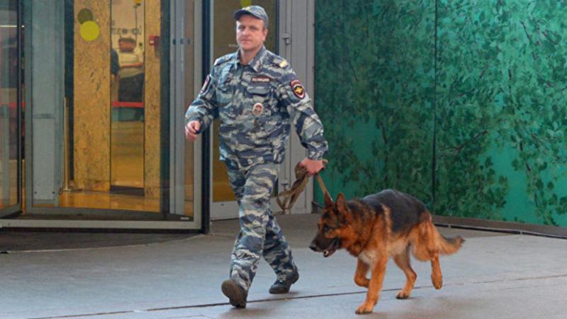 В Москве эвакуировали 20 тысяч человек