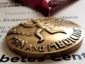 Медалью за долгую жизнь с диабетом награждена жительница Челябинска