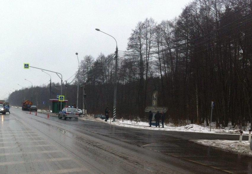 Под Брянском в смертельном ДТП погиб 34-летний водитель