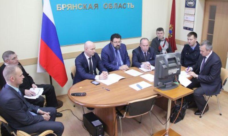 Работу Брянской области с казачьей молодежью отметили на федеральном уровне