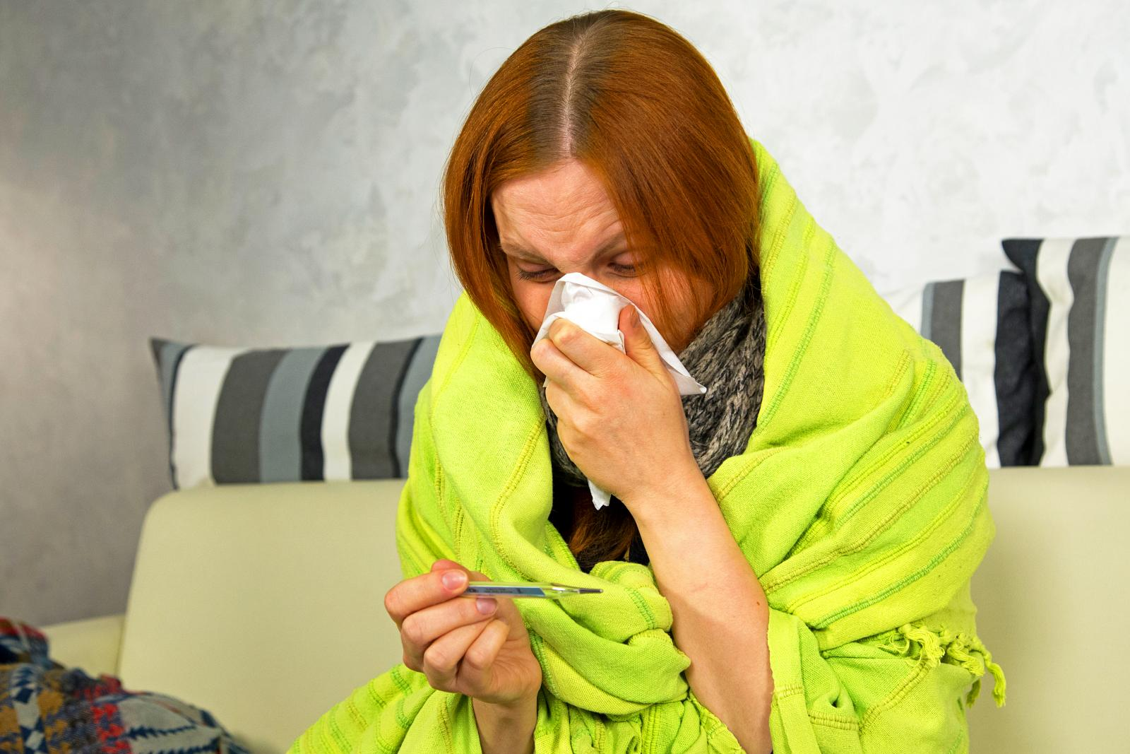 Брянск атаковал свиной и гонконгский грипп