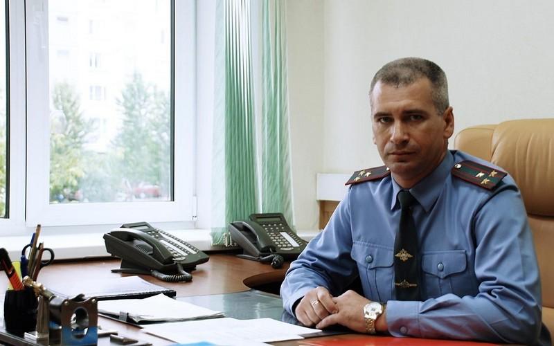 Брянский милиционер занял высокую должность в Москве