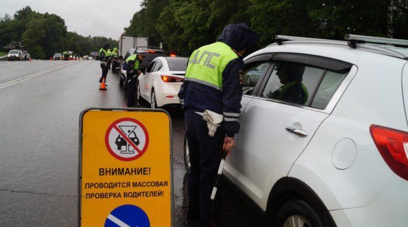 Брянских автомобилистов ждут массовые проверки на трезвость