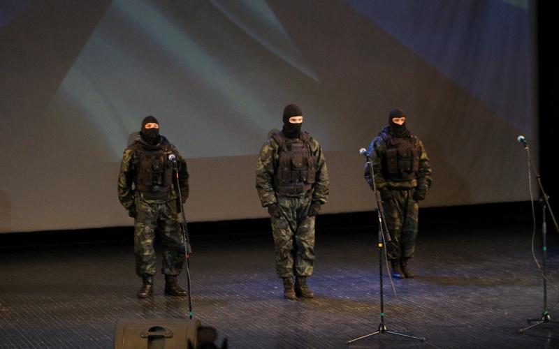 Брянский военно-патриотический клуб «Резерв» отмечает 40-летие