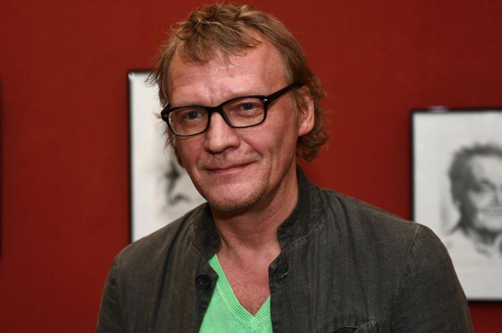 Актер Алексей Серебряков обвинил России в «разжигании войн»