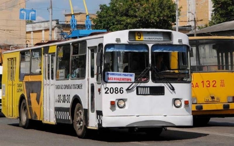 В Брянске запустят троллейбусы от мясокомбината до вокзала Брянск - 1