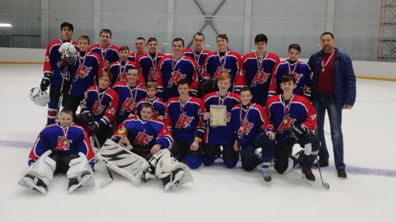Климовские хоккеисты победили в международном турнире