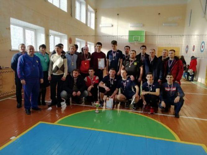 В Почепском районе прошел турнир по волейболу