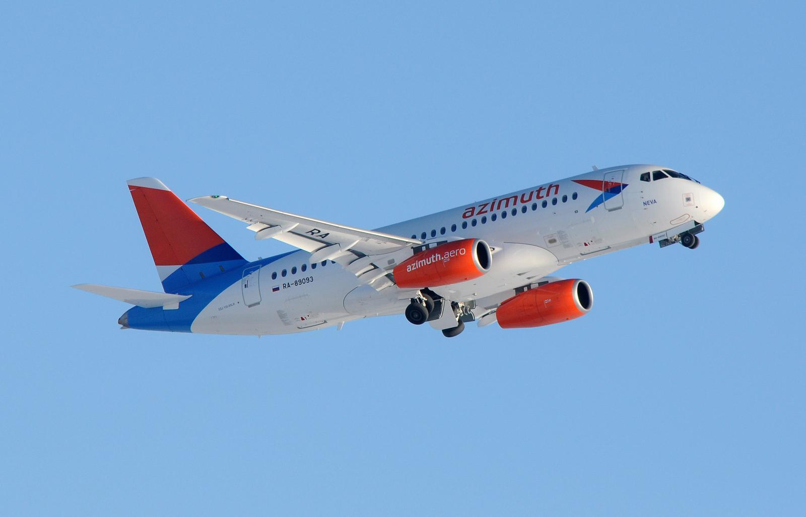 В аэропорту Брянска приземлился первый самолет из Краснодара