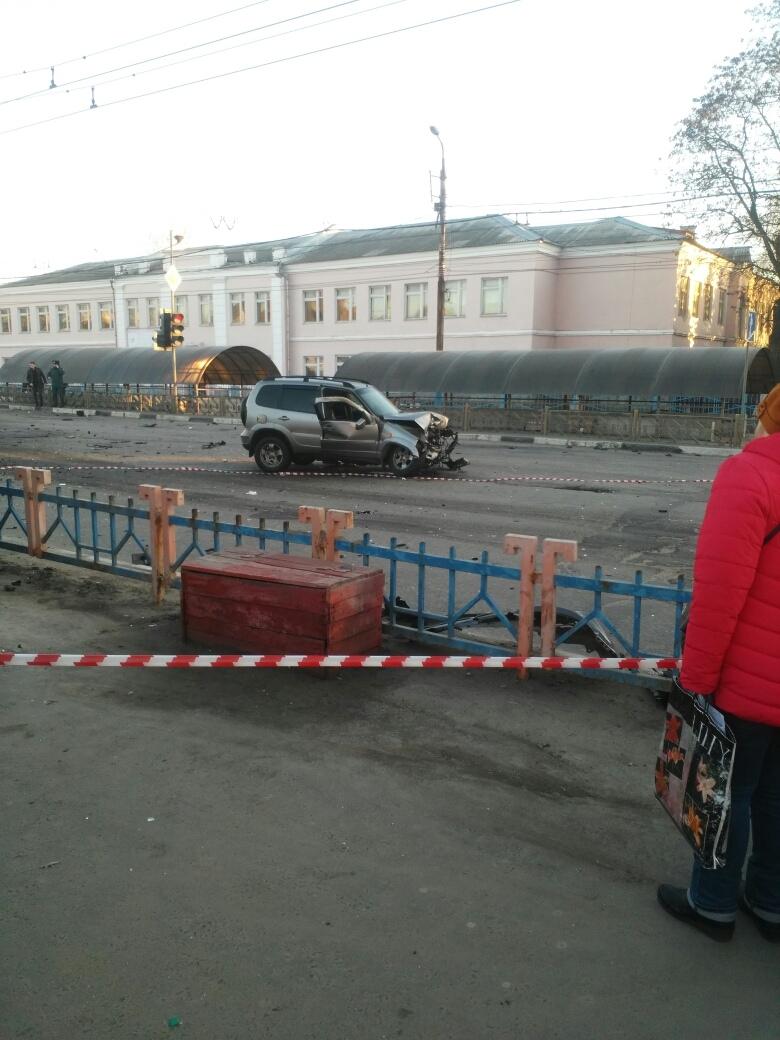Стало известно имя лихача, устроившего жуткое ДТП возле автовокзала