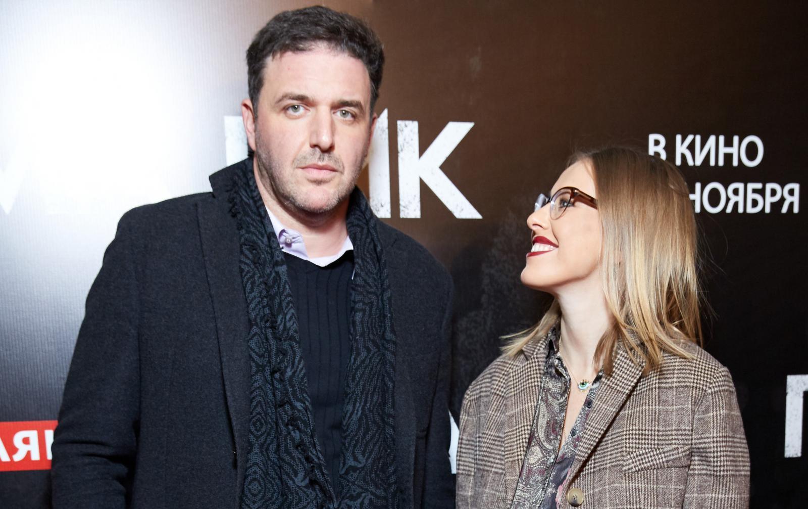 Ксения Собчак рассказала о причинах развода с Виторганом