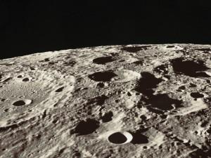 Видео старта НЛО из лунного кратера сняли на камеру с мощным объективом