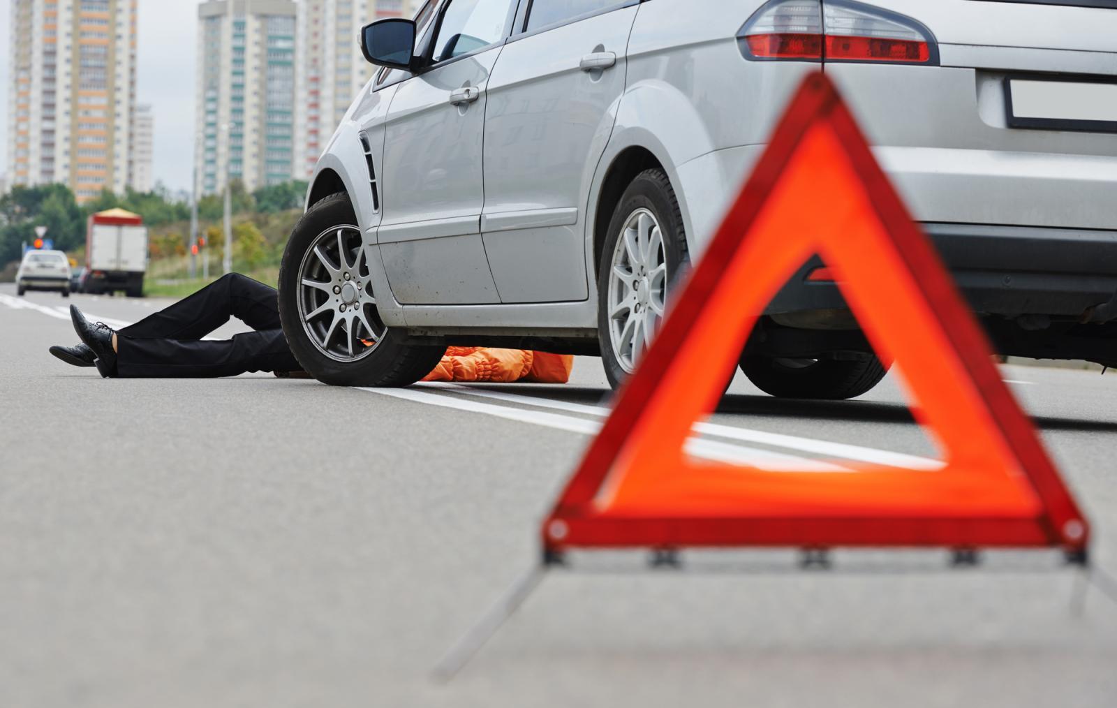Автоинспекторы рассказали, что делать после наезда на пешехода
