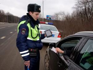 Челябинские водители могут ездить по городу без прав