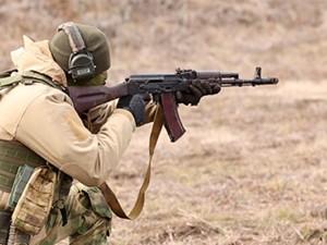 Видео испытаний новейшего АК-12 раскрывает его ноу-хау