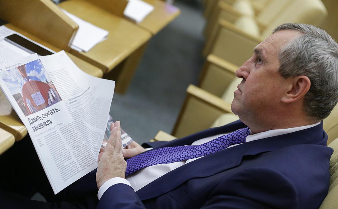 Депутата Госдумы задержали по подозрению в получении гигантской взятки
